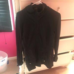 Black Calia Core Fitness Jacket